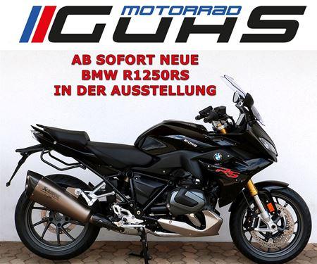 Motorrad Guhs-News: BMW R1250RS
