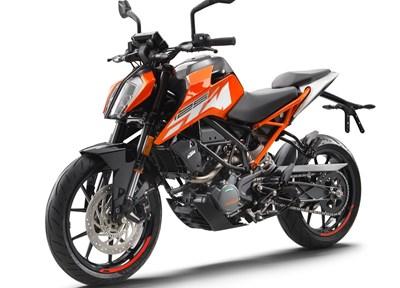 NEWS KTM 125 Duke 2019 um sagenhafte € 4.199,-