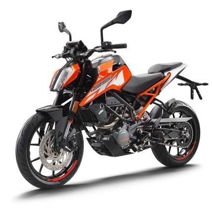 KTM 125 Duke 2019 um sagenhafte € 4.199,-  Sichere dir jetzt deine KTM 125 Duke 2019 um sagenhafte € 4.199,- statt um € 4.799,-  Weiter >>