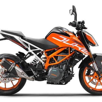 KTM 390 Duke 2019 um sagenhafte € 5.399,-  Sichere dir jetzt deine KTM 390 Duke um sagenhafte € 5.399,- statt um € 5.999,- Weiter >>