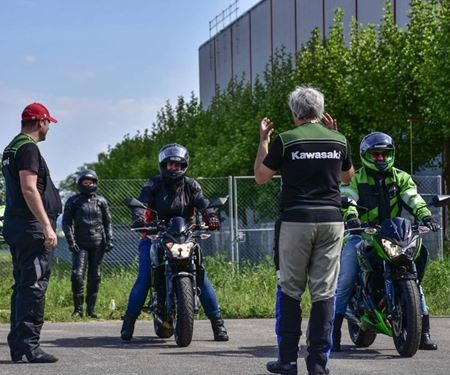 Kawasaki Generalimport Schweiz-News: Motorradschnupperkurse 2019 - Zusatztermin