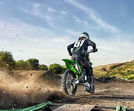 Kawasaki präsentiert die stärkste je gebaute KX250