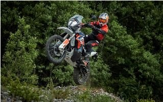 ADVENTURE WITH NO LIMIT: INTRODUCING THE KTM 790 ADVENTURE R RALLY