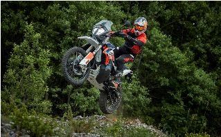 KTM Switzerland LTD.-News: ADVENTURE WITH NO LIMIT: INTRODUCING THE KTM 790 ADVENTURE R RALLY