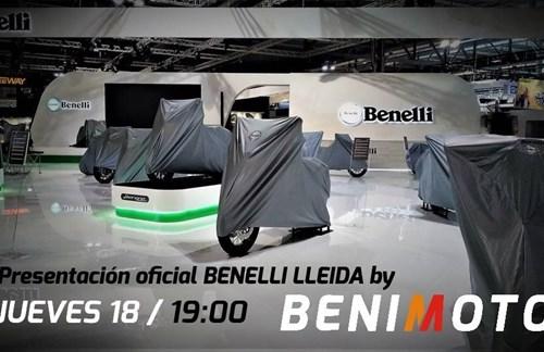Presentación BENELLI LLEIDA By Benimoto