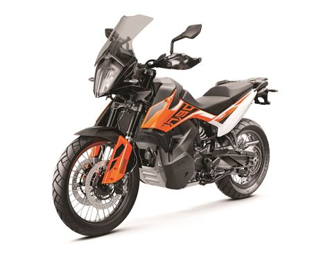 Moto-Center Thun-News: KTM 790 Adventure Tieferlegung