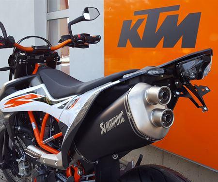 KTM Bernhardt-News: 690 SMC R Aktion