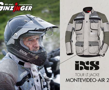 Ginzinger GmbH Zentrale Ried-News: iXS Montevideo-Air 2 Kombi