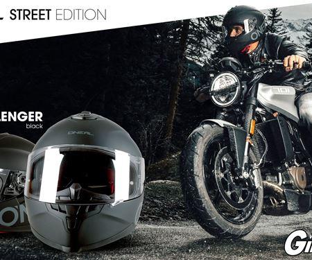 Ginzinger GmbH Filiale St.Pölten-News: Challenger Helmet