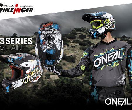 Ginzinger GmbH Villach-News: SRS Helmet VILLAIN