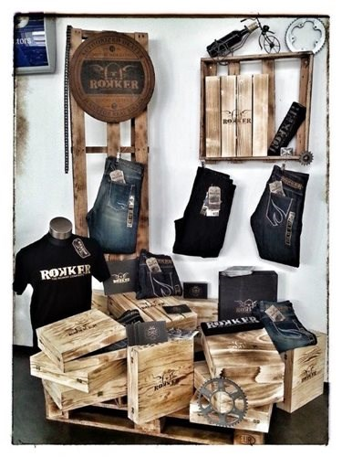 Jeans For Real Bikers ☆ROKKER JEANS☆