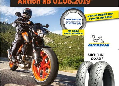 NEWS MICHELIN AKTION