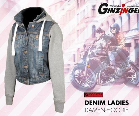 Ginzinger GmbH Salzburg-News:  Damen Hoodie von Booster