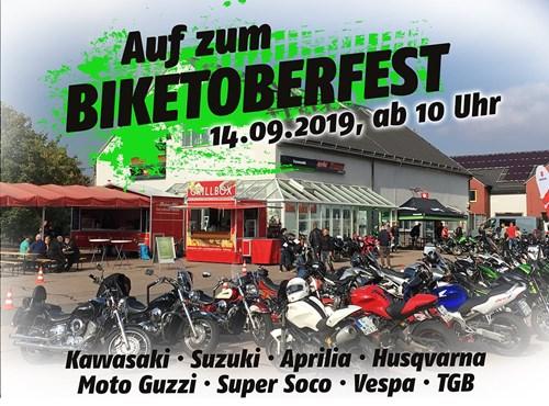 Biketoberfest 14.09.2019