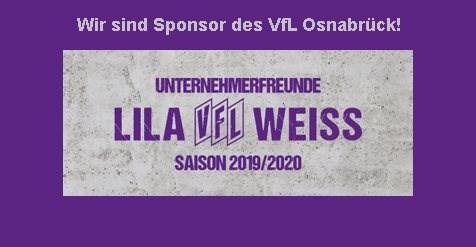Sponsor VfL Osnabrück