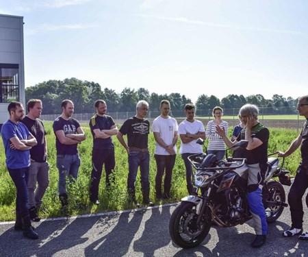 Motorradschnupperkurse 2019 - Zusatztermin