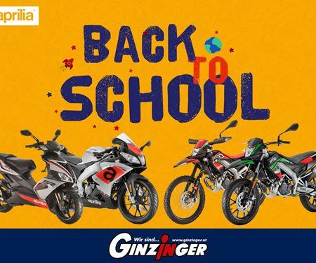 Ginzinger GmbH Traun-News: Aprilia September Aktion!