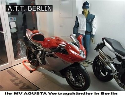 MV Agusta F4R 1000-ein MV Superbike Highlight für 2012!