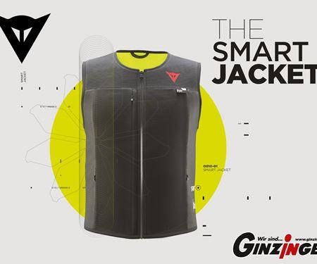 Ginzinger GmbH Innsbruck-News: Dainese Smart Jacket