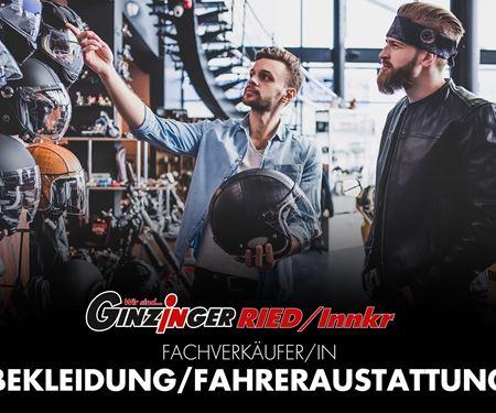 Ginzinger GmbH Zentrale Ried-News: Wir suchen!