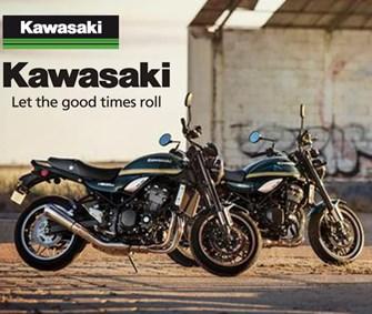 NEWS Neue Farben: Kawasaki Z650, Z900, Ninja 100SX und Vulcan S!