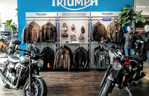 TRIUMPH WAREHOUSE SALE