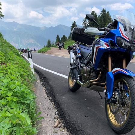 Motorradtour - zum Tourabschluss ins Taubertal