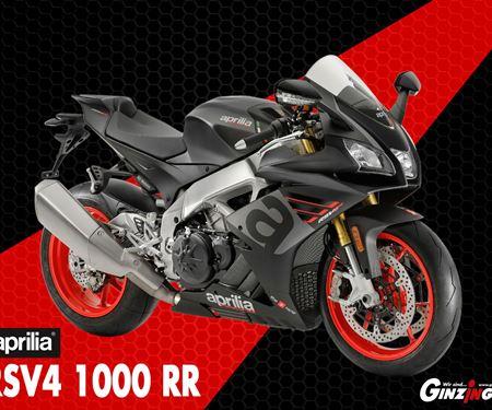 Ginzinger GmbH Filiale St.Pölten-News: Aprilia RSV4 1000 RR  jetzt ab €16.500.- bei Ginzinger Zweirad