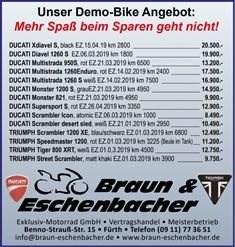 >>> Demo-Bikes im Angebot !, anschauen Lohn ! <<< TOPNEWS