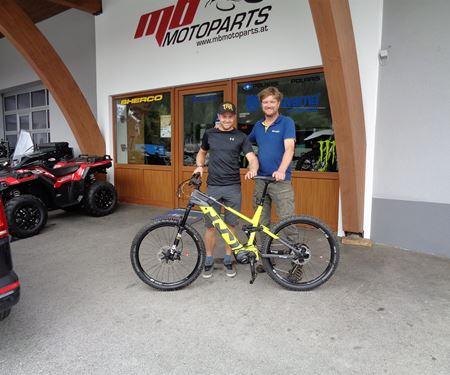 MB Motoparts-News: >>>HUSQVARNA BICYCLES - MOUNTAIN CROSS 7<<<