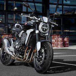 Honda - Helmut Müller-News:  CB1000R-Aktionen