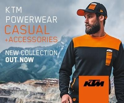 KTM Powerwear CASUAL 2020  Die neue 2020er Kollektion KTM PowerWear Casual & Accessories ist schon eingetroffen!  Schaut v... Weiter >>