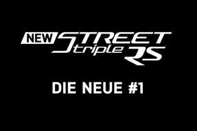 STREET TRIPLE RS - DIE NEUE #1 anzeigen