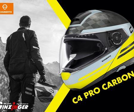Ginzinger GmbH Salzburg-News: C4 Pro Carbon bei Ginzinger
