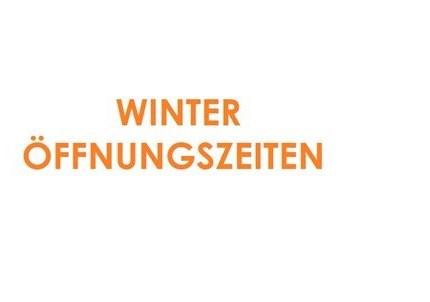 Winteröffnungszeiten  Ab 01.Oktober bis 30. März 2020 gelten wieder unsere Winteröffnungszeiten: Mo - Fr von 09:00 - 1... Weiter >>