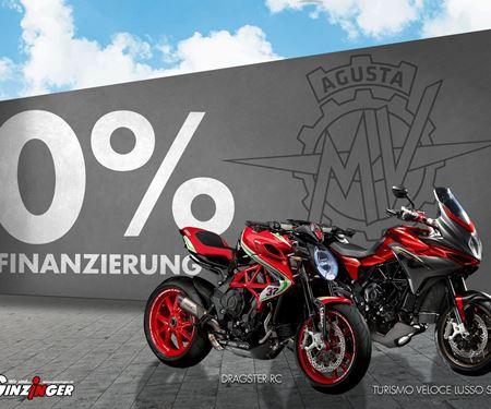 Ginzinger GmbH Filiale St.Pölten-News: MV Agusta 0% Finanzierung