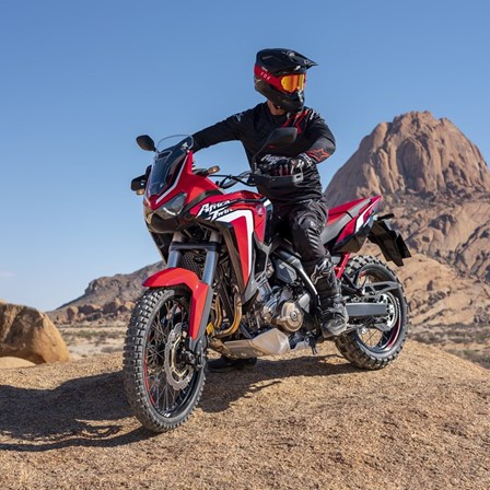 CRF1100L AFRICA TWIN MODELL 2020