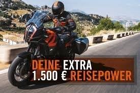 1500€ extra Reisepower für dich! DEINE EXTRA 1.500 € REISEPOWER* MEHR ABENTEUER GEHT NICHT! Dein Abenteuer – deine individuelle KT... Weiter >>