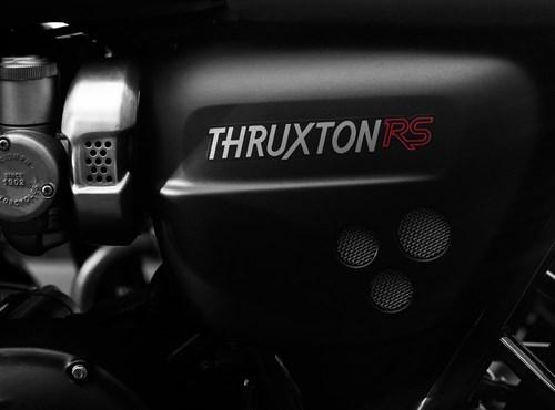 NEWS DIE BRANDNEUE THRUXTON RS!