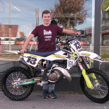 Neue Saison, neues Bike, neues Glück! Lukas startet mit seiner Husqvarna TC 125 top vorbereitet in die MX-Saison 2020! Wir wünschen viel Spaß und viel Erfolg!