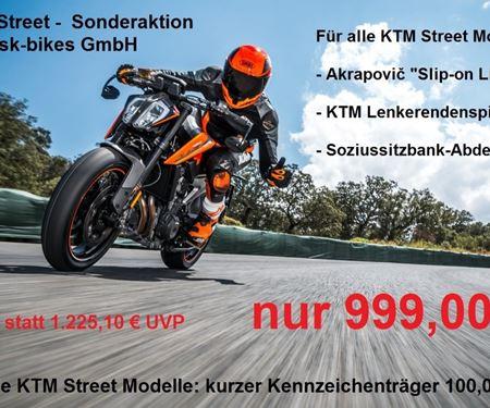 sk-bikes GmbH-News: KTM Zubehör Herbstangebote
