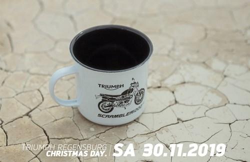 TRIUMPH REGENSBURG - CHRISTMAS DAY 2019