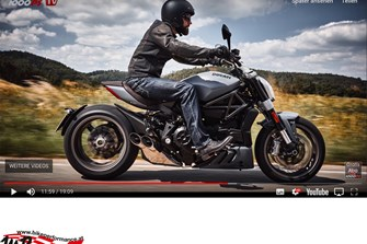 Bild zum Bericht: 1000PS.at x MB Bike Performace: Ducati XDiavel Tune Up