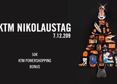 NEWS KTM Nikolaustag 7.12.2019