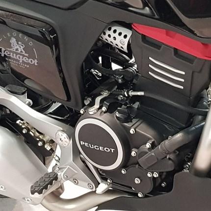 EICMA 06 - Peugeot  ... Weiter >>