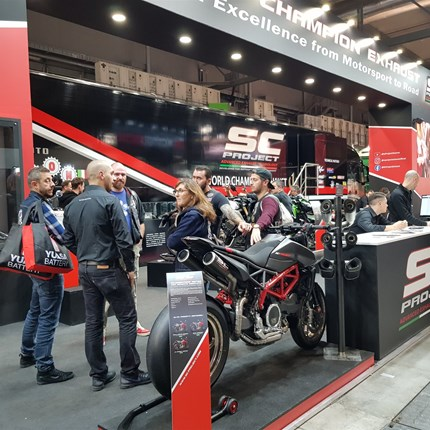 EICMA 07 - SC Project  ... Weiter >>