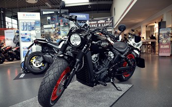 NEWS INDIAN SCOUT BOBBER 2019