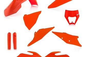 ACERBIS FULL PLASTIC KIT KTM 2020