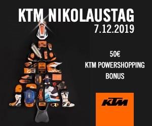 KTM Nikolaustag 2019  !!Bald ist es wieder soweit!! Am Samstag 07.Dezember 2019 findet wieder der alljährliche KTM N... Weiter >>