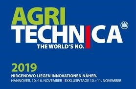 Hannovermesse - Agritechnica 2019
